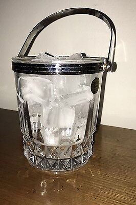 CRISTAL D'ARQUES - Lead Crystal ICE BUCKET - Made in France - Suit Dessert Wine