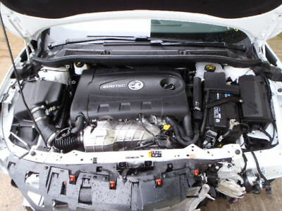 a20DTH ENGINE WITH INJECTORS, FUEL PUMP FITS INSIGNIA AND ASTRA