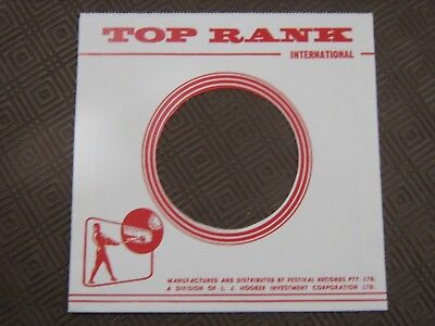 Record Sleeve Reproduction - Top Rank