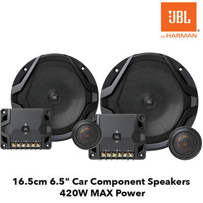 "JBL GT5-500C 5.25/"" INCH 13CM 120 WATT COMPONENT KIT SPEAKERS SAME DAY DISPATCH"