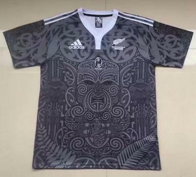 ALL BLACKS 100 Anniversary Edition HOME JERSEY