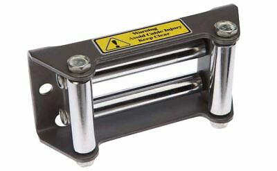 Warrior 4 Way Roller Fairlead With Hole Centres 185mm