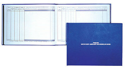 Pooleys Technical and Journey Logbook *Meet the NEW Regulations for EASA*
