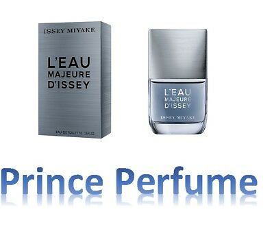 ISSEY MIYAKE L'EAU MAJEURE D'ISSEY EDT VAPO NATURAL SPRAY - 100 ml