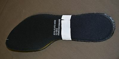New Canadian military soles size 12-1/2E (#bte147)