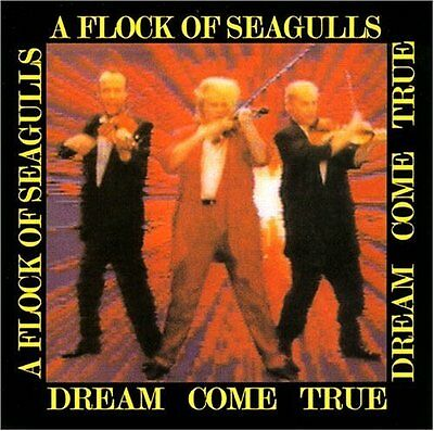 A FLOCK OF SEAGULLS - Dream Come True - CD - BMG Music - New & Sealed