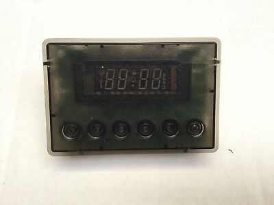 Genuine Blanco Oven 6 Button Digital Clock Timer BSO632 BSO632W BSO632X
