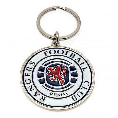 GLASGOW RANGERS Keyring OFFICIAL LICENSED MERCHANDISE