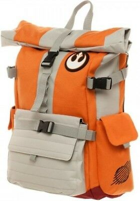 Star Wars Pilot Roll Top Backpack  - BRAND NEW
