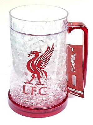 Liverpool Tankard Freezer Official Football Club Gifts