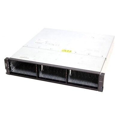 IBM SystemStorage EXP3524 / 24x SFF Backplane / 1746-E4A / Expansion inkl. Rails