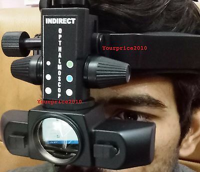 Indirect  Ophthalmoscope With  Accessories KFW K-91