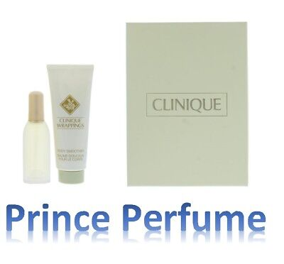 CLINIQUE WRAPPINGS PERFUME SPRAY 25 ml + BODY SMOOTHER 100 ml