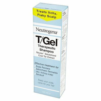 Neutrogena T/Gel Therapeutic Shampoo Effective Treatment for Dandruff 250ml