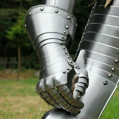 Medieval Renaissance functional Gauntlets Gloves