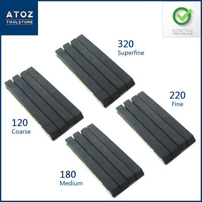 4 Set of Honing Stones for 50 to 75 mm Honing Machine (Grid- 320, 220, 180, 120)