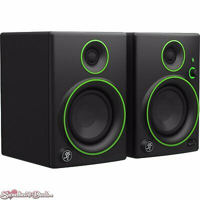 "Mackie CR4BT - 4"" Woofer Creative Reference Multimedia Bluetooth Monitors - Pair"