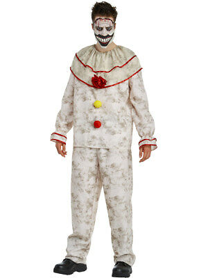American Horror Story Freakshow Twisty The Clown Adult's Mens Costume