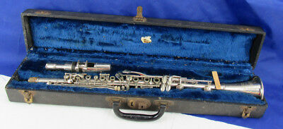 Antique Vintage Clarinet The Peddle Premier Elkhart Indiana