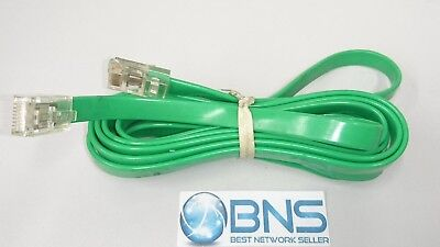 ★★★★ Cisco 72-1258-01 Flat Ethernet RJ45 Rellover Console Cable Kabel Cat5 RJ45