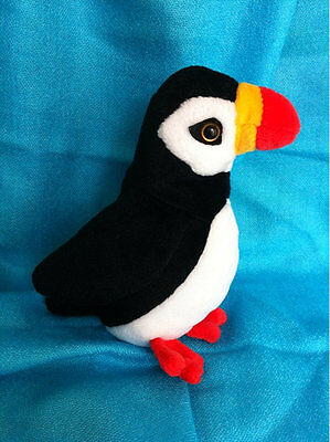 TY Beanie Babies Collection Puffer Stuffed Animal Plush Toy
