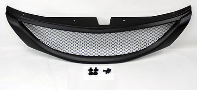 Front Mesh Style Black Grill Replacement FITS Subaru Impreza & WRX 2008-2011