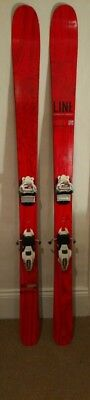 Line Supernatural 92 172cm All Mountain Ski With Marker Griffon Bindings