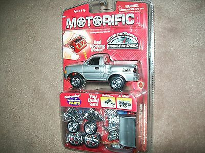 Chevrolet Z71 Truck, GM Authorized Toy (New), Item # 44589.  Real Working Motor