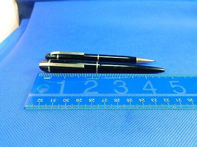 "Eversharp Skyline Pen/Pencil Set - 4.75"" Size - Black - GFT - Pencil Working"