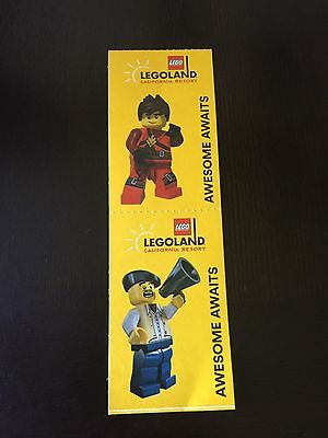 2 Legoland California Tickets - 1 Day