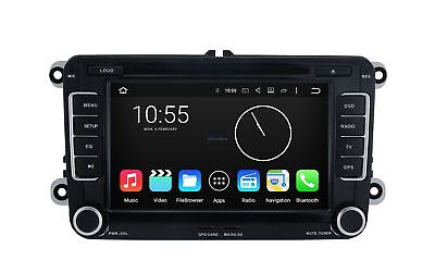 Navegador GPS NT-6788V 7 Inch 8-Core Android 6.0 VW Car Multimedia Player