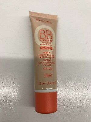 Rimmel BB Cream Radiance - Light