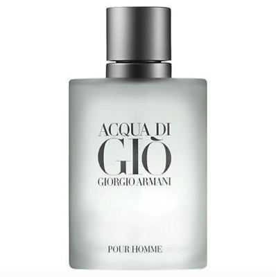 Giorgio Armani Acqua Di Gio 3.4 oz EDT Men without Box New