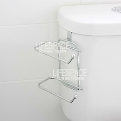 Casa Mia Over Cistern Double Toilet Roll Holder