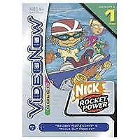"""Video Now Pvd Rocket Power """"bruised Man's Curve""""/pools Out Forever"""" Sealed"""