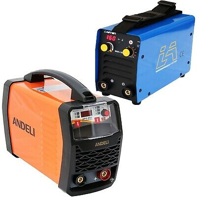 200Amp, 160Amp Mma/arc/stick/lift Tig Dc Inverter Welder +Accessories/carry Case