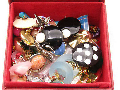 Vintage Box of Avon Earrings in New Condition - All Wearable