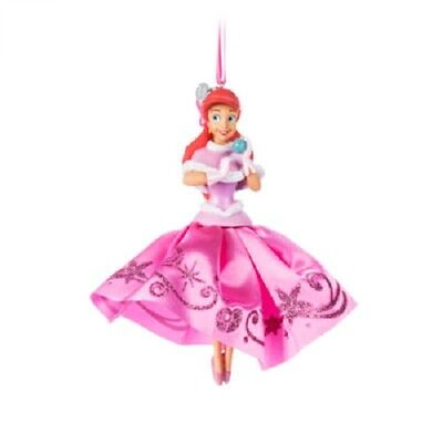 Disney ariel the little mermaid xmas decoration ornament for Ariel christmas decoration