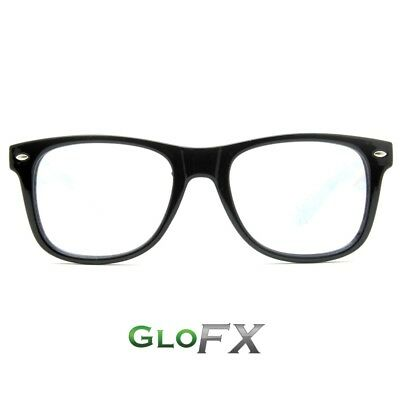 GloFX ULTIMATE Diffraction Glasses - Back Frame - Aussie Stock