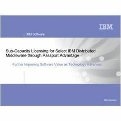 IBM Rational Rose Enterprise - Software Subscription and Support Renewal - 1 Aut