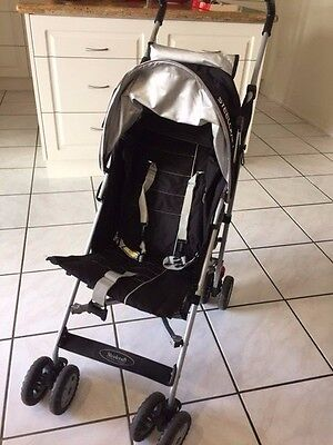 Stroller Steelcraft Express Layback Umbrella with inst. manual - Excellent cond.