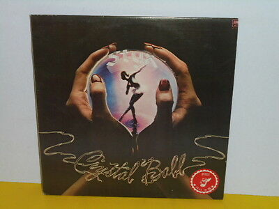 Lp - Styx - Crystal Ball ( Made In Korea )