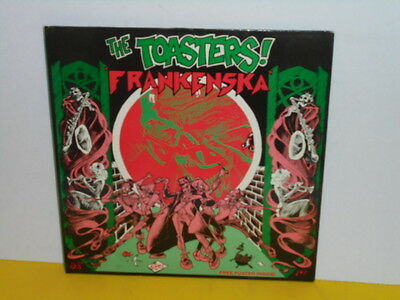 Lp - The Toasters - Frankenska
