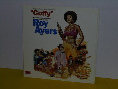 Lp - Coffy - Roy Ayers - Made In Japan
