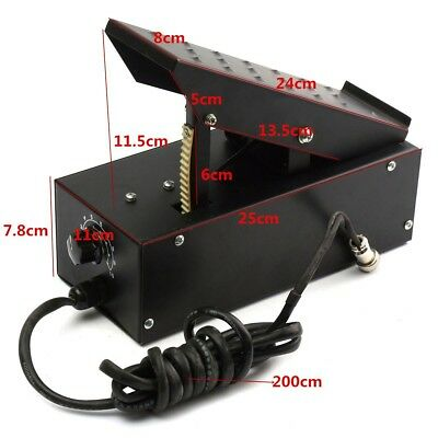 TIG Foot Control Pedal Power Current Switch For Welder Welding Machine