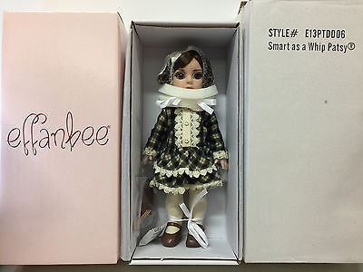 Tonner Smart as a Whip Patsy brunette brown eyes hair NRFB New