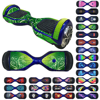 Skin for Self-Balancing Electric Scooter - Sticker for Skate Hover Board - Decal