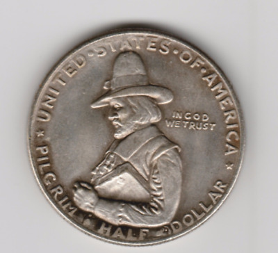 1920 Pilgrim Commemorative Half Dollars Coins Colectionar
