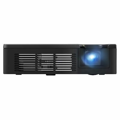 Viewsonic PLED-W600 DLP Projector - 720p - HDTV - 16:10 - Front - LED - PAL, NTS