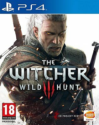The Witcher 3: Wild Hunt - PS4 - DIGITAL